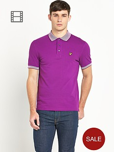 lyle-scott-mens-striped-knit-collar-polo