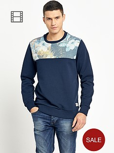 jack-jones-originals-mens-floral-sweatshirt