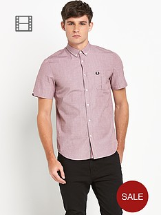 fred-perry-mens-classic-gingham-shirt