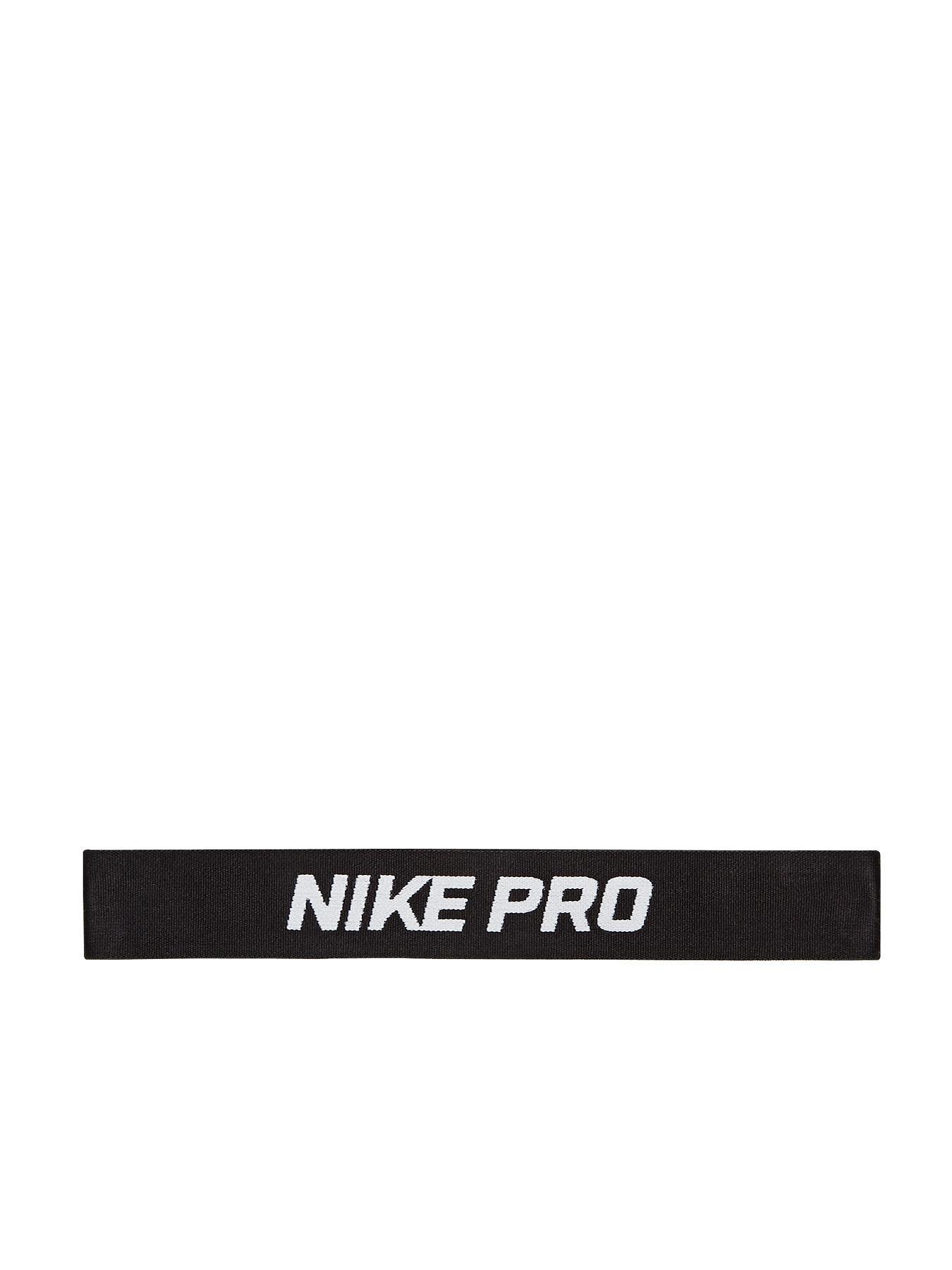Nike Pro Headband - Black, Black