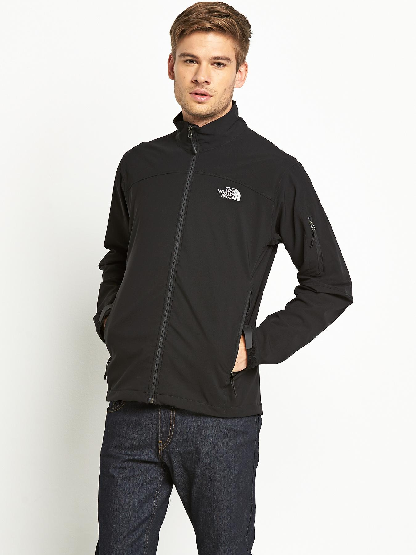 THE NORTH FACE Mens Ceresio Jacket - Black, Black