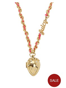 juicy-couture-strawberry-long-cerise-pink-and-gold-pendant