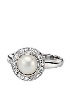 fiorelli-sterling-silver-white-cubic-zirconia-and-freshwater-pearl-ring