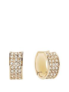 guess-gold-plated-crystal-creole-earrings