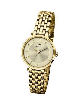 accurist-gold-tone-bracelet-ladies-watch