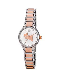 radley-on-the-run-classic-dog-dial-stainless-steel-two-tone-bracelet-ladies-watch