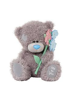 me-to-you-bear-holding-flowers
