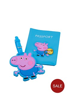 peppa-pig-george-passport-cover-and-luggage-tag-set
