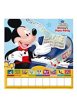Mickey Mouse Piano Party Sound book - Hardback