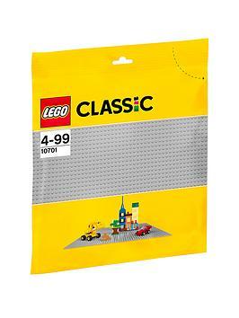 lego-classic-gray-baseplate-10701