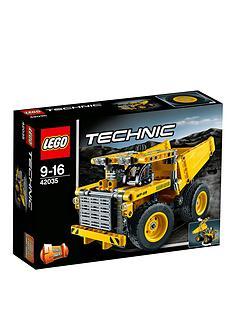 lego-technic-technic-mining-truck-42035