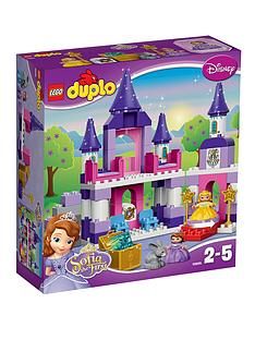 lego-duplo-duplo-sofia-the-first-royal-castle-10595