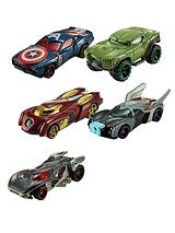 Avengers 2 Character Cars (5 Pack)