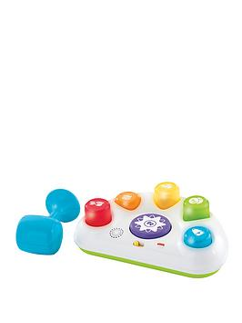 fisher-price-tappin-beats-bench