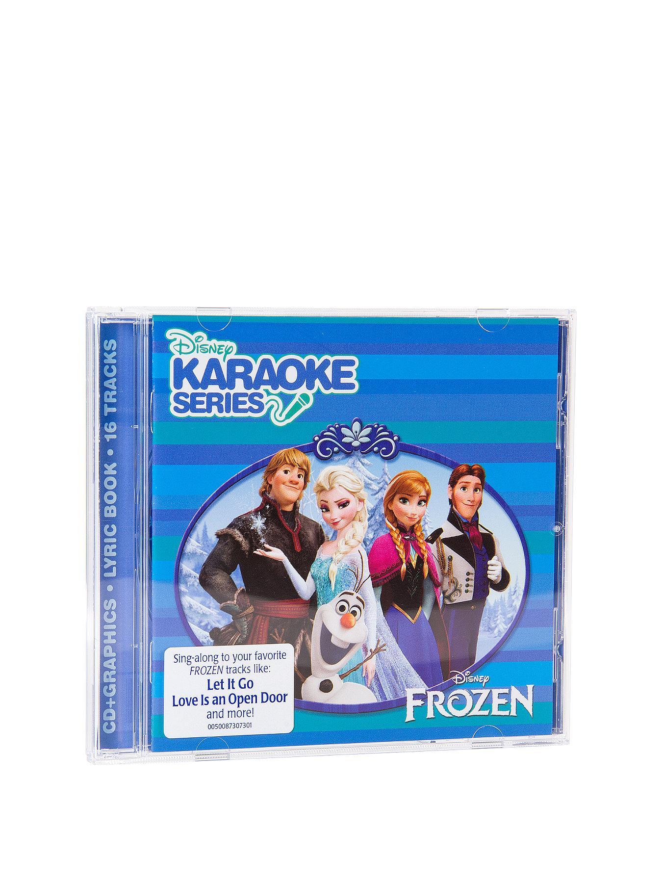 Disney Frozen Karaoke CDG