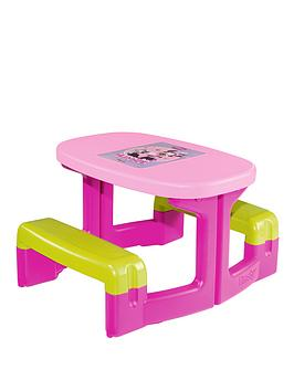 smoby-minnie-picnic-table
