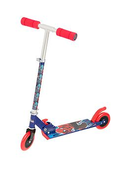 spiderman-folding-scooter