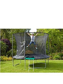 tp-genius-round-2-enclosure-10ft-with-igloo-door