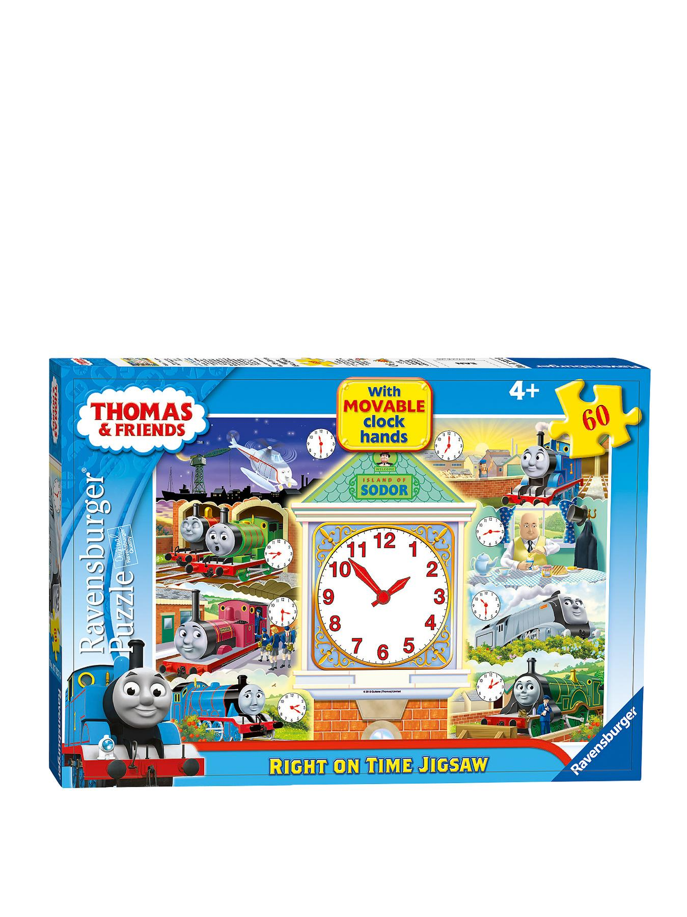 Thomas & Friends 2 in a Box Jigsaw Puzzles