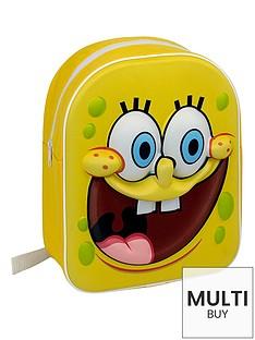 spongebob-squarepants-3d-junior-backpack