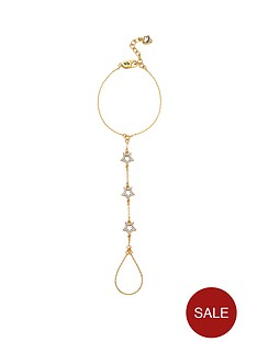 juicy-couture-gold-tone-hand-chain-bracelet