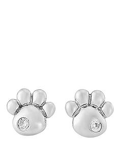 love-silver-sterling-silver-and-cubic-zirconia-earrings