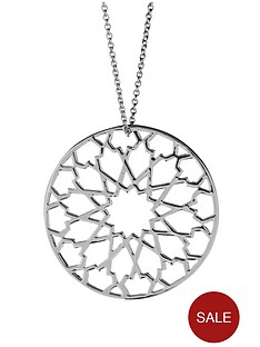 fiorelli-rhodium-plated-cut-out-necklace