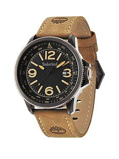 timberland-leather-tan-strap-mens-watch
