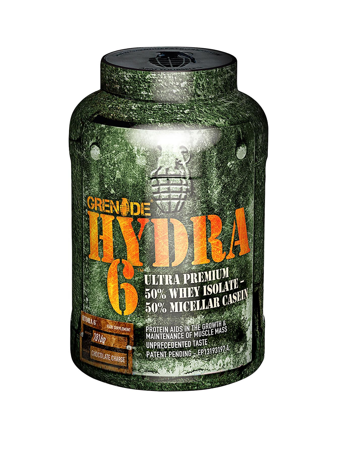 GRENADE Hydra Protein Powder 1.8kg Chocolate Charge