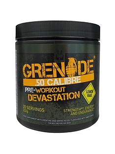 grenade-50-calibre-pre-workout-energy-boost-power-232g-lemon-raid