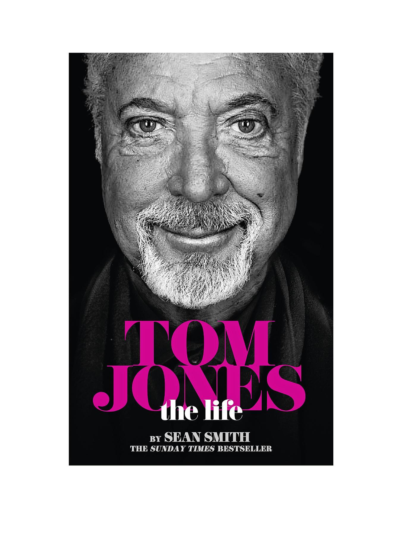 Tom Jones - The Life - Hardback