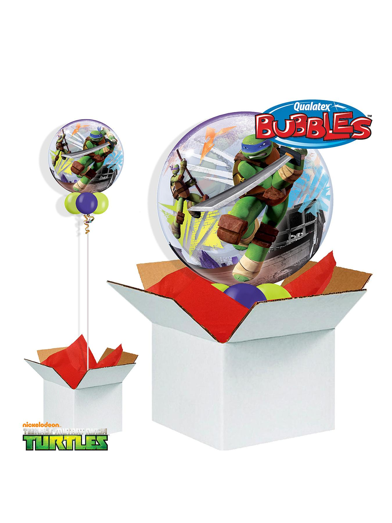 Teenage Mutant Ninja Turtles 22 inch Bubble Balloon