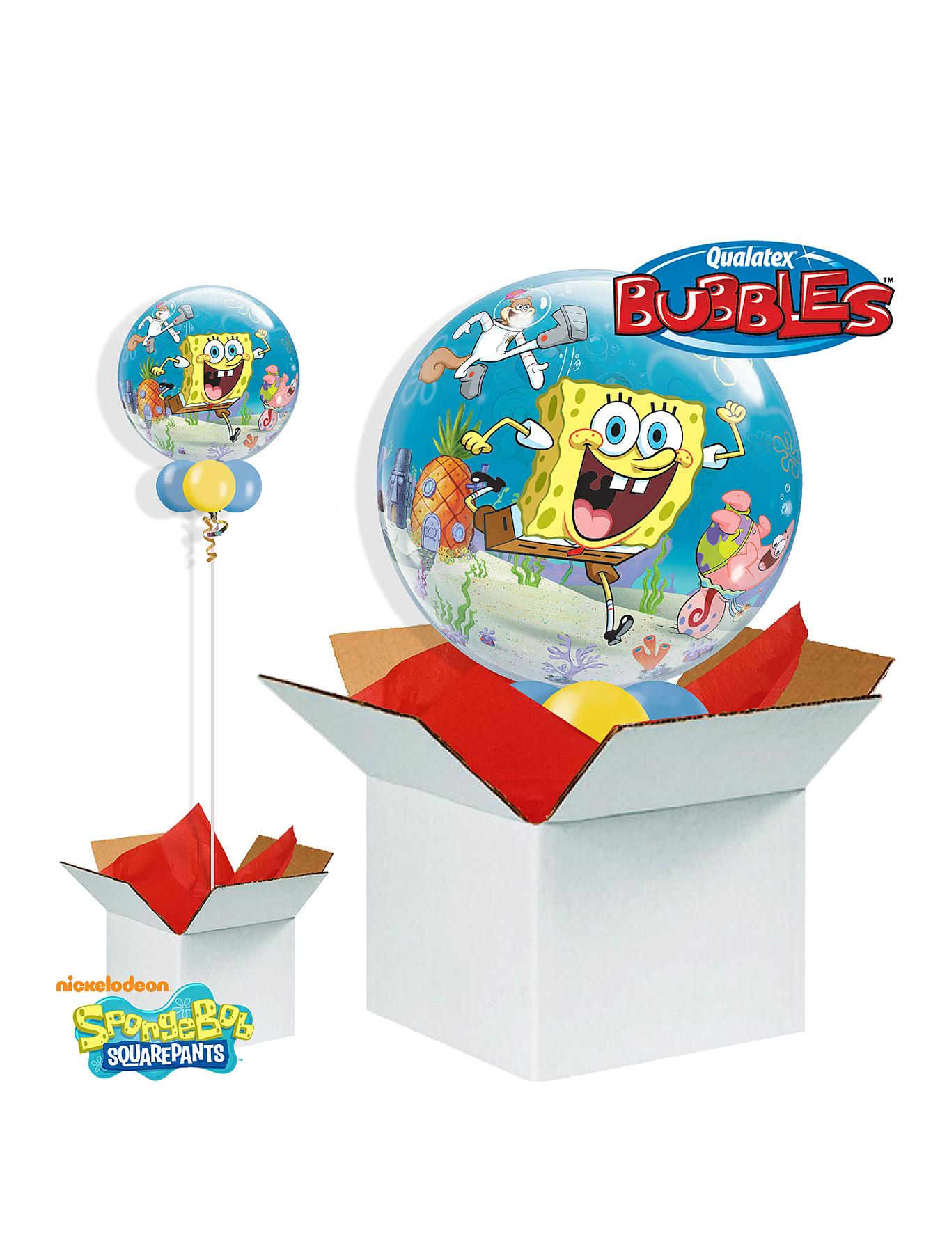 Spongebob Squarepants and Friends 22 inch Bubble Balloon
