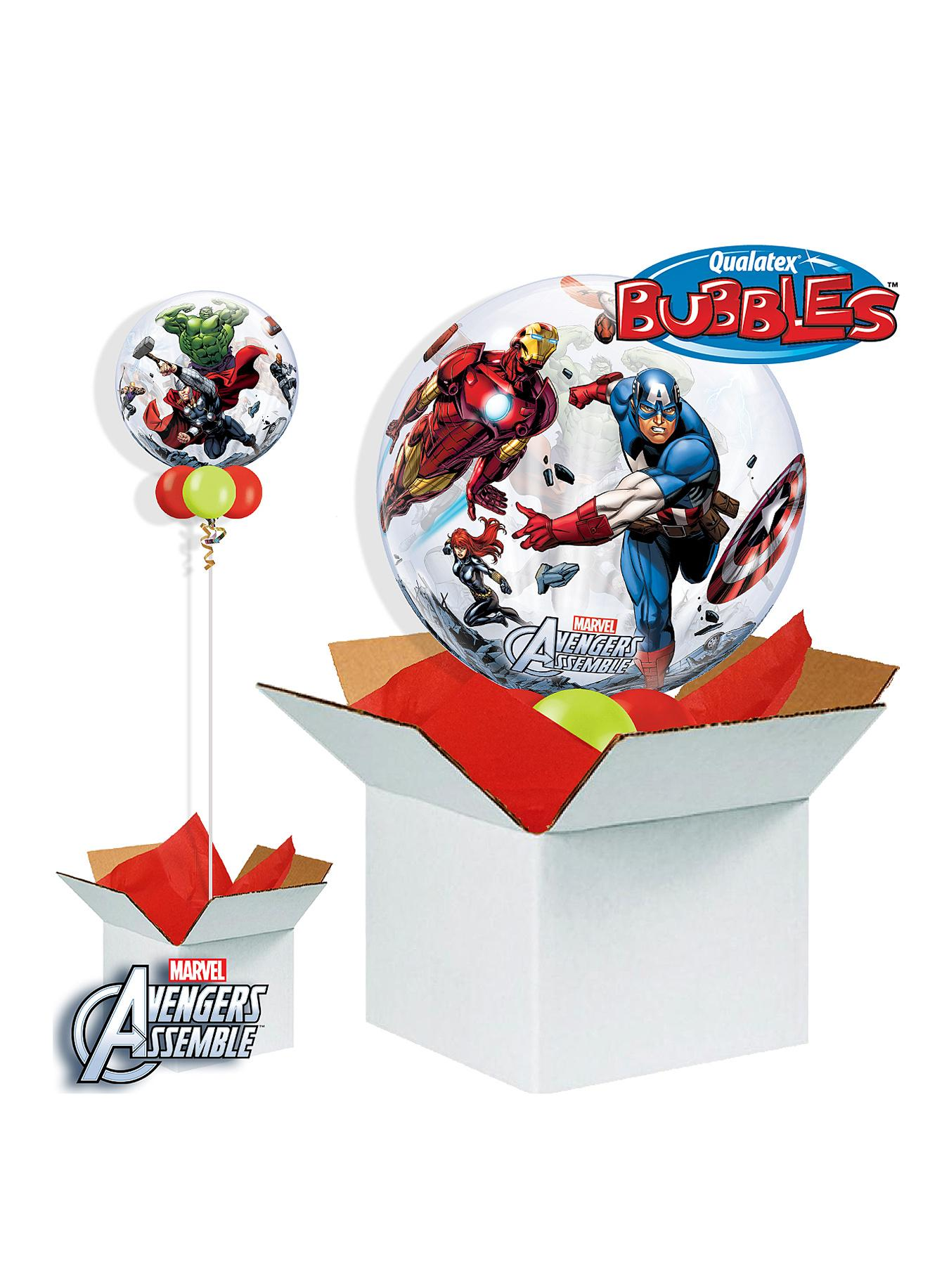 Marvel Avengers Assemble 22 inch Bubble Balloon