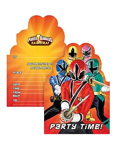 power-rangers-birthday-party-invitations-18-pack