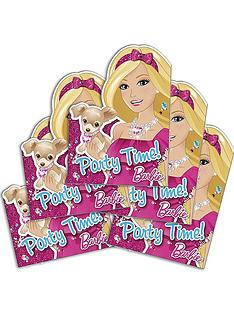 barbie-party-invitations-pack-of-18