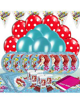 disney-princess-ariel-ultimate-party-kit-for-16