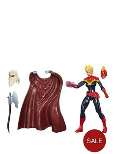 the-avengers-6-inch-infinite-series-legends-captain-marvel