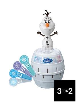 disney-frozen-pop-up-olaf