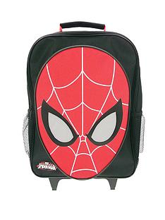 spiderman-reflective-premium-wheeled-bag