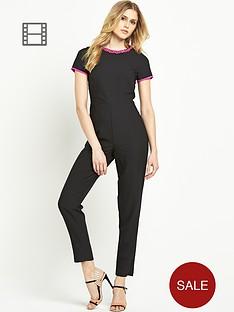 definitions-embellished-trim-jumpsuit