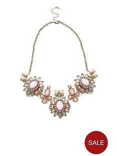 lipsy-acrylic-flower-collar