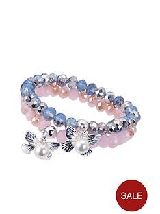 oasis-butterfly-charm-bracelet-2-pack