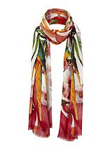 Tropical Toucan Long Scarf