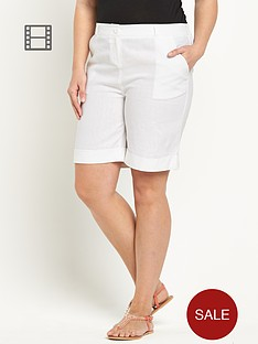 so-fabulous-linen-shorts