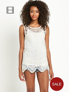 club-l-embroidered-top-with-cami