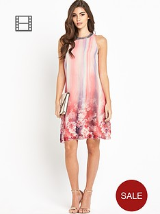 little-mistress-printed-swing-dress