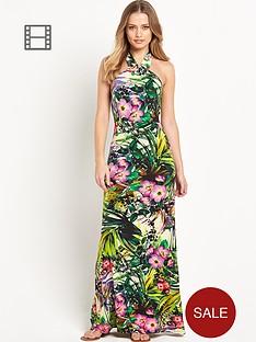 resort-tropical-halter-neck-dress
