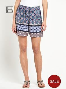 south-tile-print-shorts