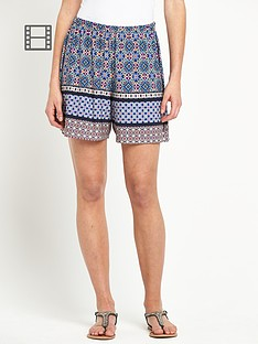 south-tile-print-shorts